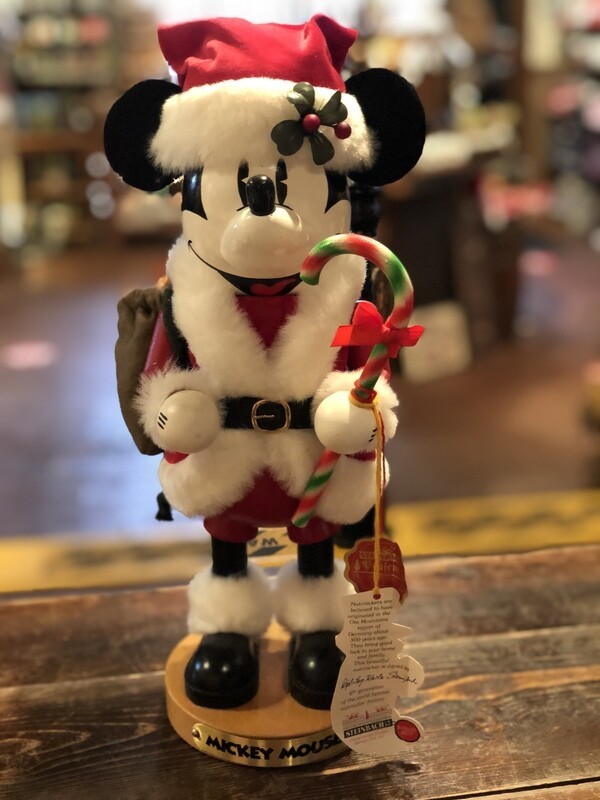 Mickey Mouse Nutcracker