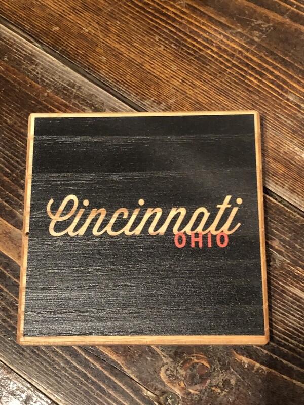 Cincinnati OhioCoaster
