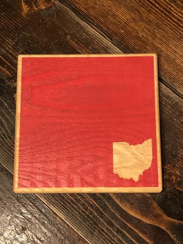 Ohio Red Coaster