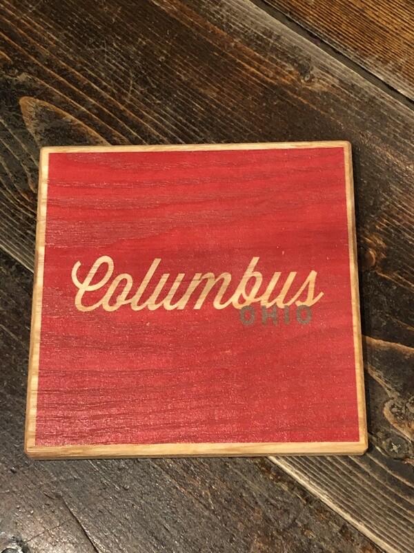 Columbus Ohio Red Coaster