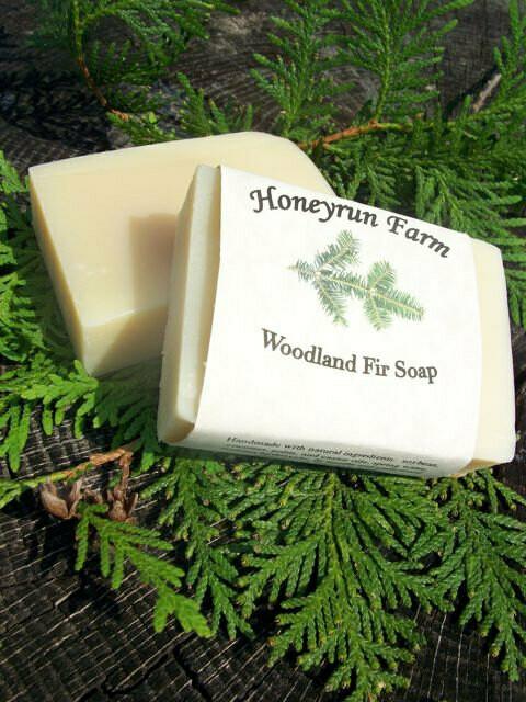 Honeyrun Farm Beeswax Soaps
