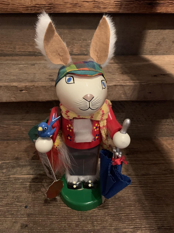 Bunny Rabbit Nutcracker