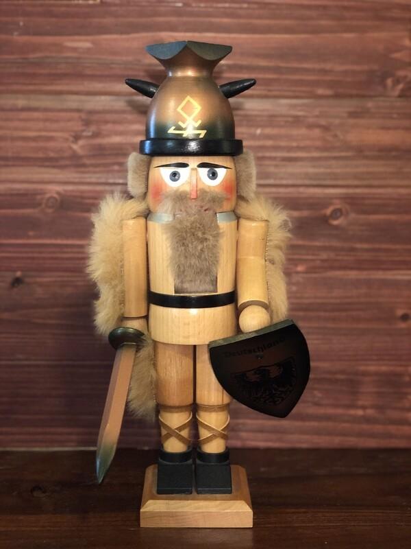 Deutschland Viking Nutcracker