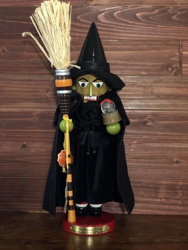 Wicked Witch Nutcracker