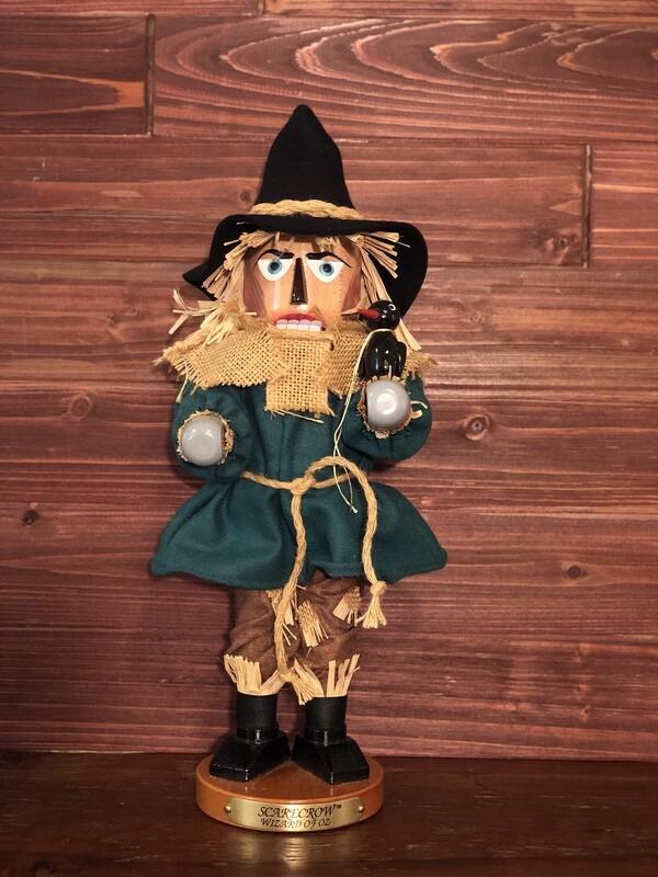 Scarecrow Nutcracker