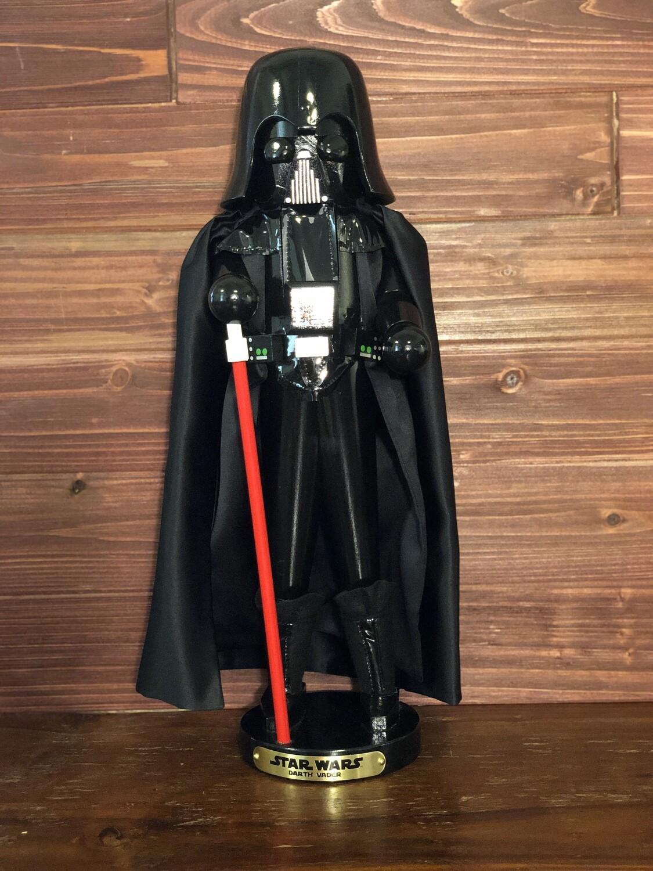 Darth Vader Nutcracker 2