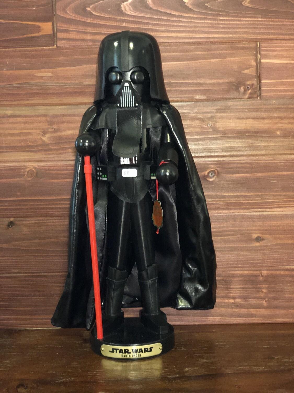 Darth Vader Nutcracker 3