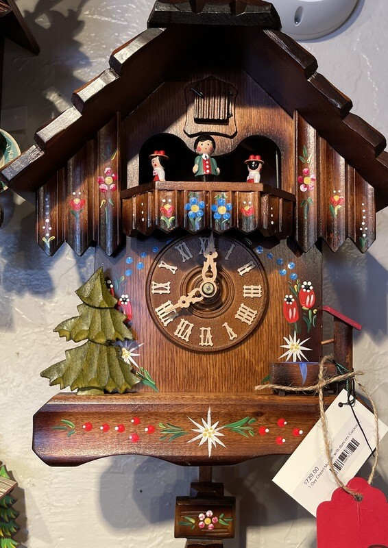 1-Day Chalet Musical with dancers Cuckoo Clock
