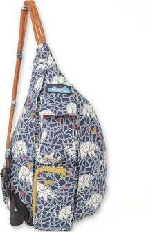 KAVU Mini Rope Bag POLAR MOSAIC
