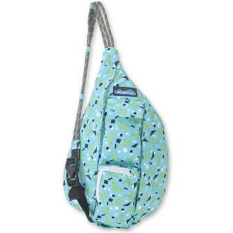 KAVU Mini Rope Bag CACTUS CONFETTI
