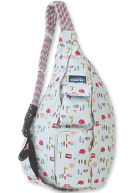 KAVU Rope Bag SURF CAMP