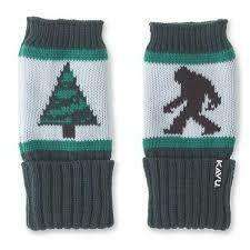 KAVU Montana Gloves SASQUATCH