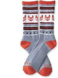 KAVU Accessory: Moonwalk Socks FOXY