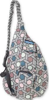 KAVU Mini Rope Bag JEWEL POP