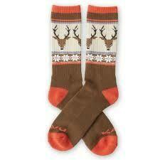 KAVU Accessory: Moonwalk Socks OH DEAR