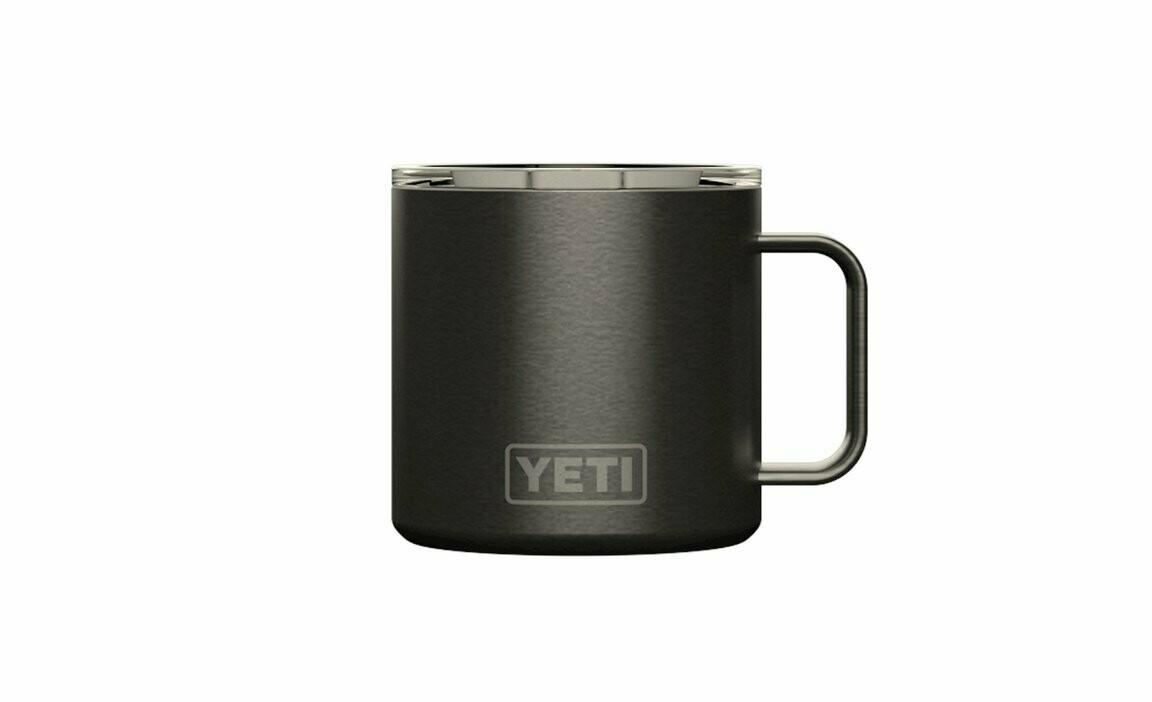 YETI Rambler 14 Mug GRAPHITE