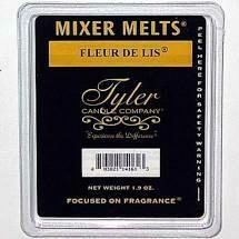 Tyler Candle Co. Mixer Melts FLEUR DE LIS
