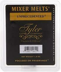 Tyler Candle Co. Mixer Melts UNPRECEDENTED