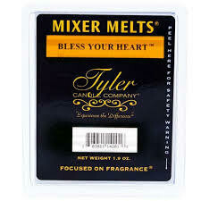 Tyler Candle Co. Mixer Melts BLESS YOUR HEART