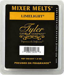 Tyler Candle Co. Mixer Melts LIMELIGHT