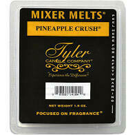 Tyler Candle Co. Mixer Melts PINEAPPLE CRUSH