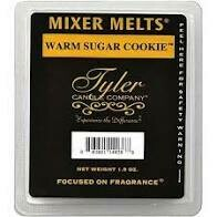 Tyler Candle Co. Mixer Melts WARM SUGAR COOKIE