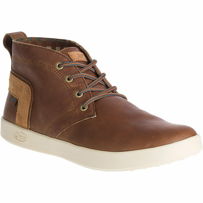 Chaco M Davis Mid Leather Boot TOFFEE