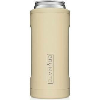 BruMate Hopsulator Slim Can Cooler DESERT TAN