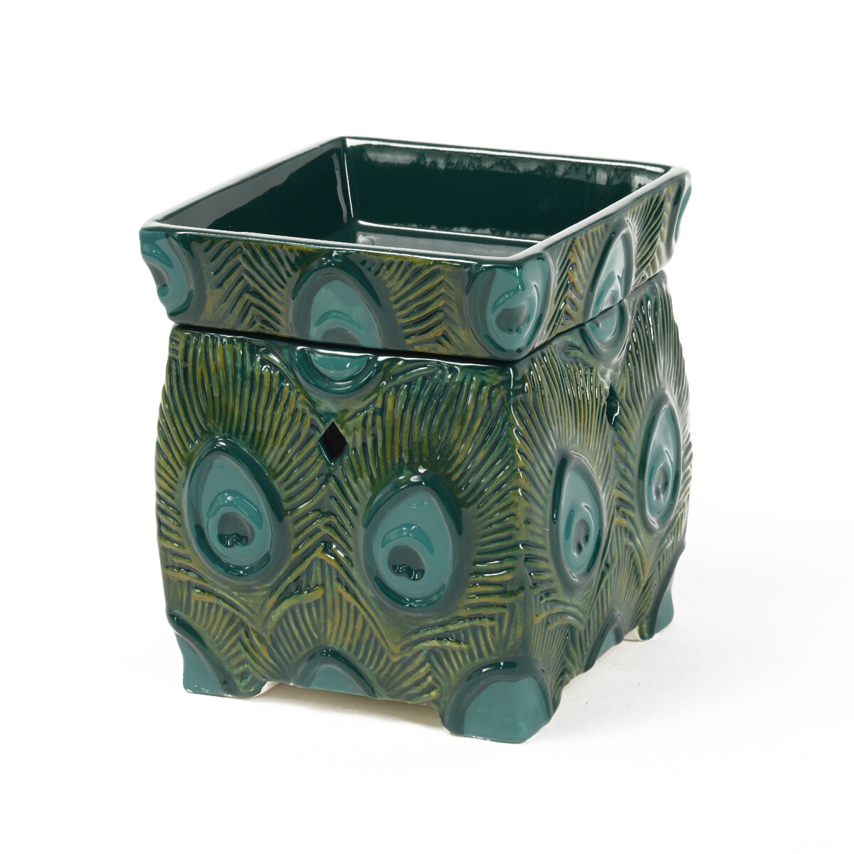 Tyler Candle Co. Exotic Peacock Fragrance Warmer
