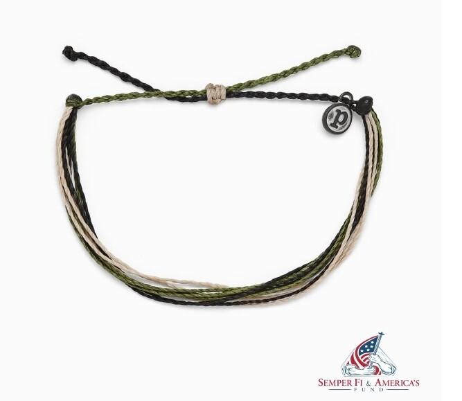 Pura Vida For the Troops Bracelet