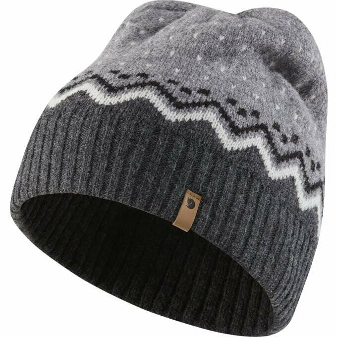 Fjallraven Ovik Knit Hat GREY