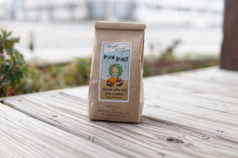 Sugar Island Beach Beans Ground Coffee