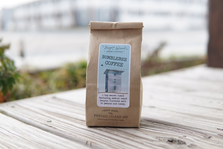 Sugar Island Bumblebee Ground Coffee
