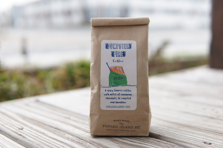 Sugar Island Dumpster Fire Ground Coffee