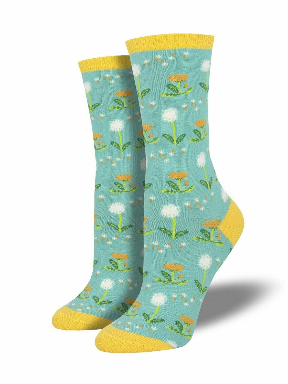Socksmith W Wishes In The Wind SKY BLUE