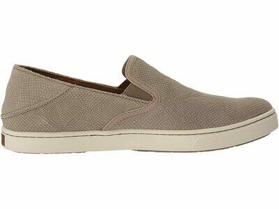 Olukai W Pehuea Leather CLAY HONU/CLAY