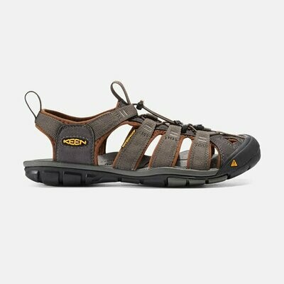 KEEN M Clearwater CNX RAVEN/TORT SHELL