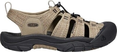 KEEN M Newport H2 TAUPE/BLACK