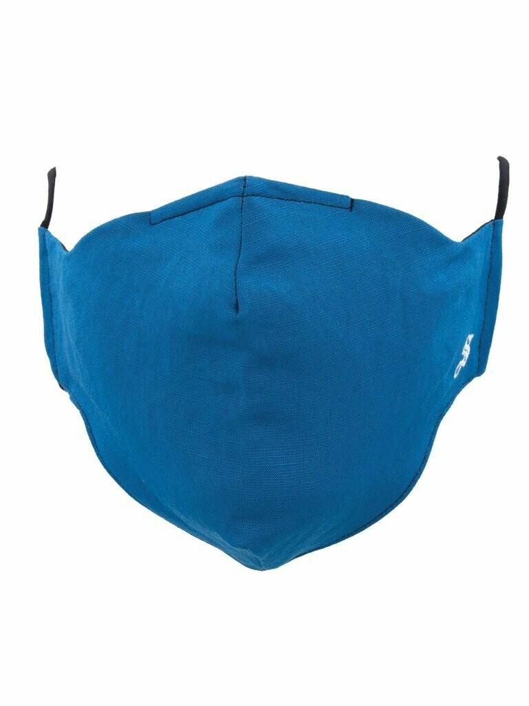 Socksmith Face Mask Solid BLUE