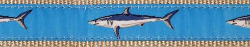 Preston Dog Leash Mako LITE BLUE/GREY