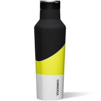Corkcicle 20oz Sport Canteen ELECTRIC YELLOW