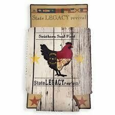S.L. Revival Co. NC Can Cooler Southern Soul Food Chicken