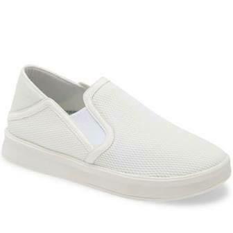 Olukai W Ki'ihele BRIGHT WHITE/BRIGHT WHITE