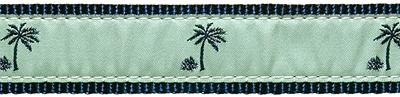 Preston Dog Leash Palm SEAMIST