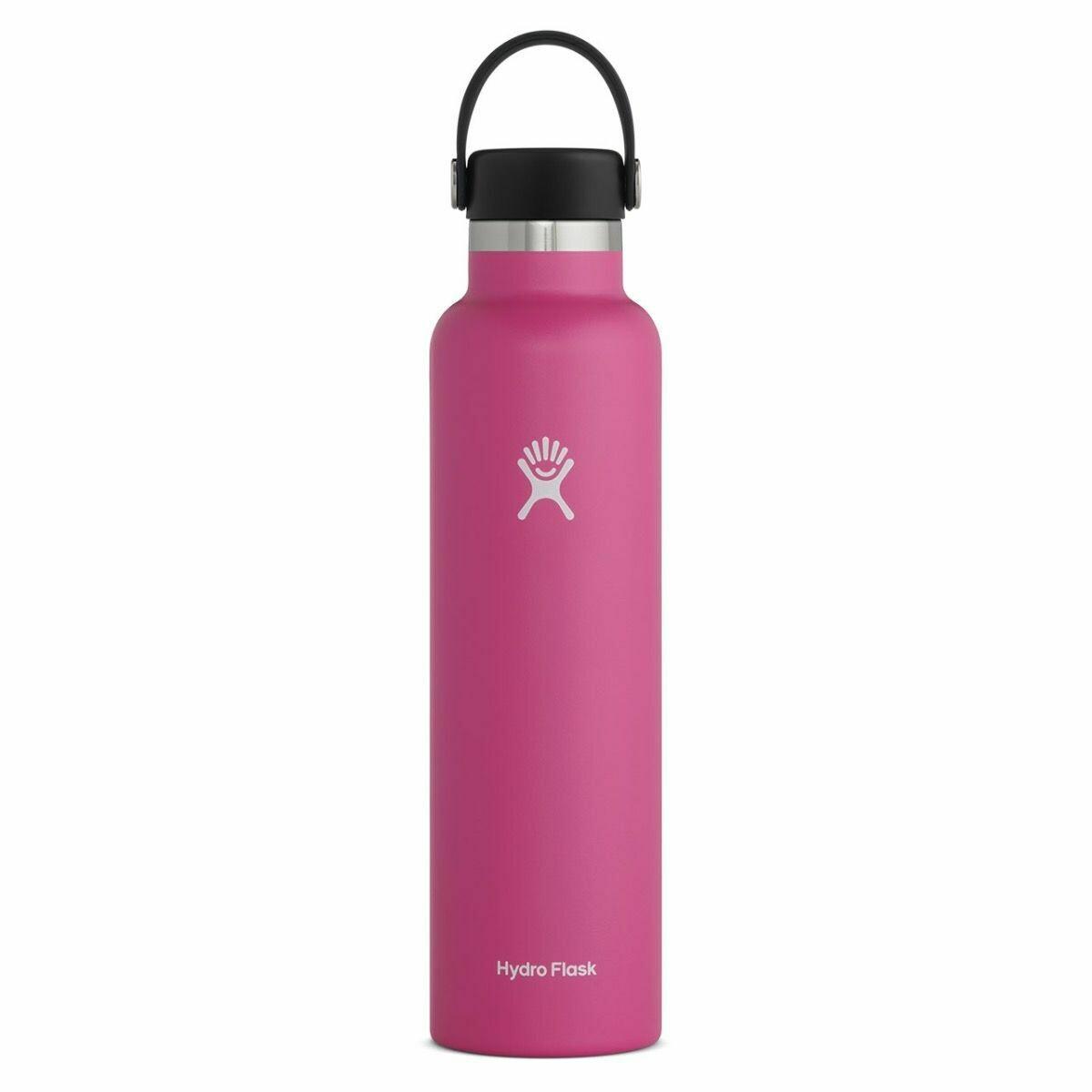 Hydro Flask 24 oz Standard Mouth w/ Flex Cap CARNATION