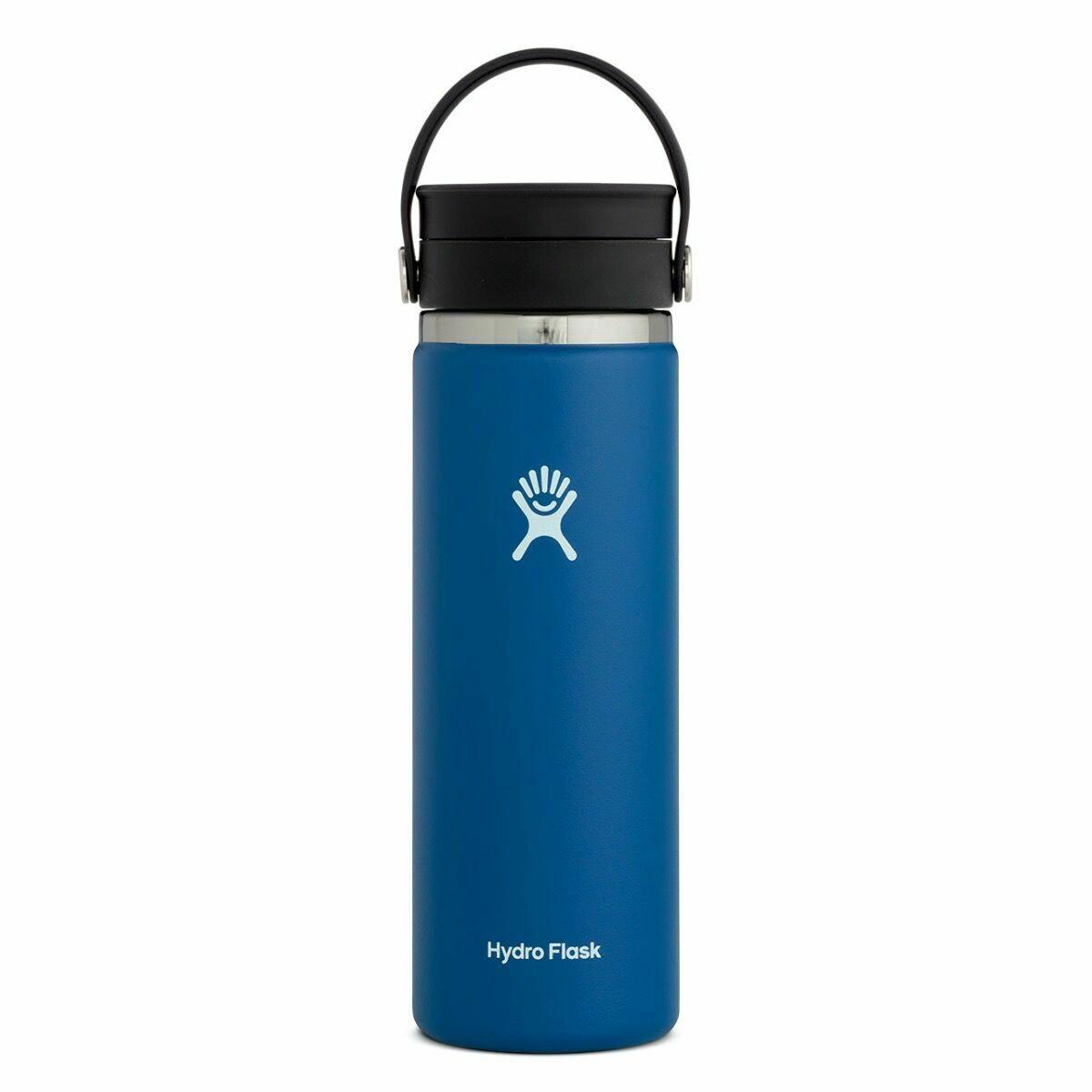 Hydro Flask 20 oz Wide Mouth w/Flex Sip Lid COBALT