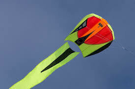 Prism Kites Bora 7 Single Line Kite BLAZE