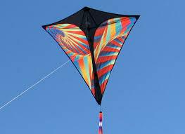 Prism Kites Stowaway Diamond Single Line Kite RADIANCE