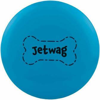 Waboba Jetwag Dog Disc BLUE