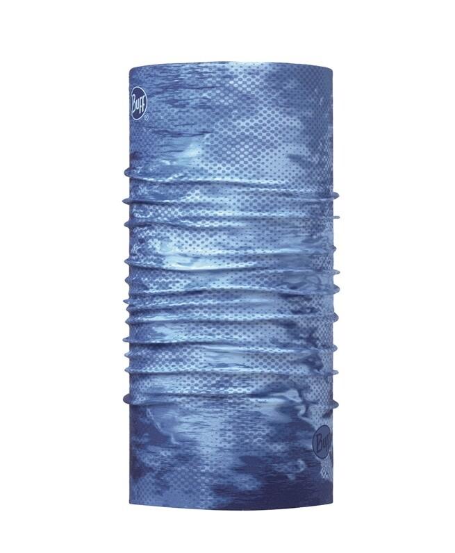 Buff CoolNet UV+ Junior CAMO BLUE